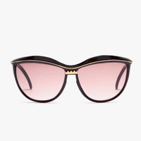 Leonard Paris Stella Stud Sunglasses - NASTY GAL