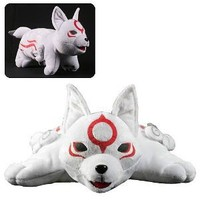 Amazon.com: Okami Chibiterasu Pillow: Toys & Games