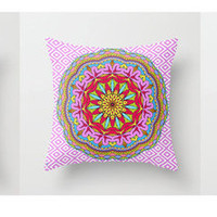 Mix&Match Meditation Pillows plus....FREE SHIPPING THROUGH MONDAY!!! Art Print by Karma Cases | Society6