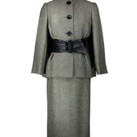 Vintage 1950s Suit / Stunning TRAINANORELL by FrocknRock on Etsy