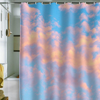 DENY Designs Home Accessories | Lisa Argyropoulos Dream Beyond The Sky Shower Curtain