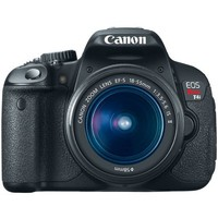 Canon EOS Rebel T4i 18.0 MP CMOS Digital SLR with 18-55mm EF-S IS II Lens | www.deviazon.com