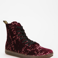 Dr. Martens Hackney Floral Velvet Sneaker-Boot - Available in Red and Black