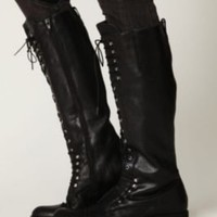 Charles David Registry Lace Boot at Free People Clothing Boutique