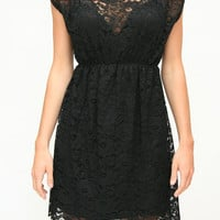 Beklina : IvanaHelsinki Black Lace Dress - &amp;#36;340.00