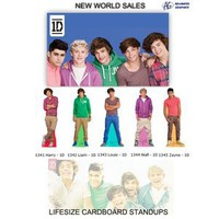 Walmart: Advanced Graphics One Direction - Niall Lifesized Standup