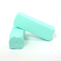 Hair Chalk - Aqua Blue Color - (1) Piece - Temporary Hair Color - Gifts Under 5 - Trendy Hair