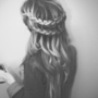hair/ braid
