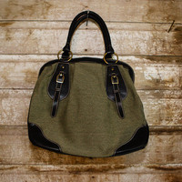 Allison Bowling Bag in Green - Bliss Salon and Boutique