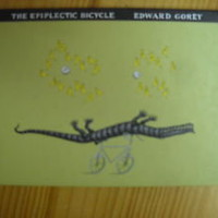 Edward Gorey's The Epiplectic Bicycle - 1997 | eBay