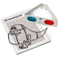 ThinkGeek :: 3D Drawing Pad
