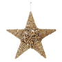 One Kings Lane - Season&#x27;s Best - Twig Star Ornament, Large