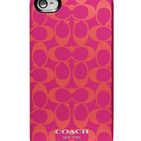 COACH SIGNATURE IPHONE 4 CASE - Tech Cases - Handbags &amp; Accessories - Macy&#x27;s