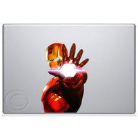 Amazon.com: Iron Man 2 Macbook Decal Mac Apple skin sticker: Everything Else