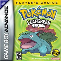 Amazon.com: Pokemon Leaf Green Version: Video Games
