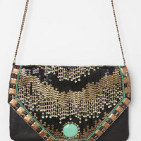 Kimchi Blue Art Deco Jewel Crossbody Bag