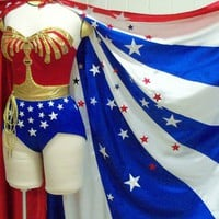 Replica Wonder Woman Costume