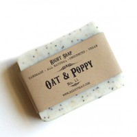 Oat and Poppy Soap (No.11)