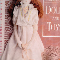 Old Fashioned Dolls and Toys: Better Homes And Gardens