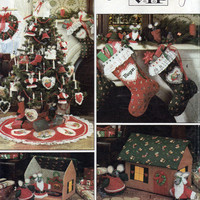 Christmas Pack from Simplicity Crafts 8771