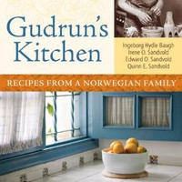 Gudrun's Kitchen: Recipes from a Norwegian Family [Paperback]