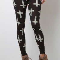 Cross Harmony Leggings