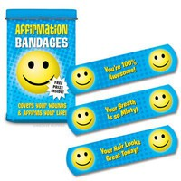 Affirmation Bandages - Archie McPhee & Co.