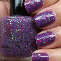 Sugar Plum Faerie Nail Polish by KBShimmer