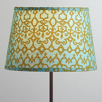Turquoise Nomad Accent Lamp Shade | Lighting| Home Decor | World Market
