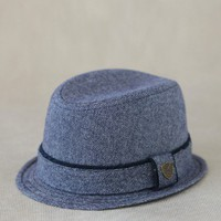 tweed boys fedora by Fore!! Axel & Hudson at ShopRuche.com