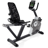 The Only iPad Integrating Recumbent Bicycle - Hammacher Schlemmer