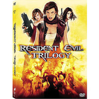 Resident Evil Trilogy at Walmart for $16.00