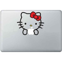 Amazon.com: Hello Kitty Decal - Vinyl Macbook / Laptop Decal Sticker Graphic: Everything Else