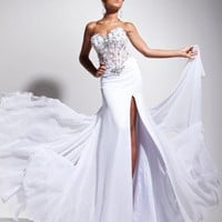 Tony Bowls Le Gala 113538 at Prom Dress Shop