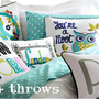 Pillows, Accent Pillows &amp; Decorator Pillows