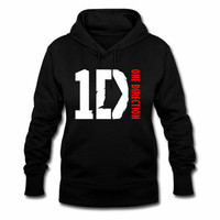 ONE DIRECTION 1D Hoodie Jumper Sweatshirt Jacket Up All Night Directioner Merchandise Gift