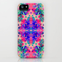 Tahiti iPhone Case by Amy Sia | Society6