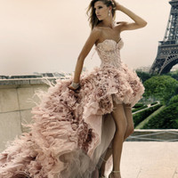 Bisous Chic: Love and Feathers