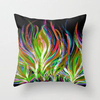 Grazioso 2 Throw Pillow by Lisa Argyropoulos | Society6