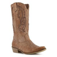 Coconuts Gaucho Western Boot
