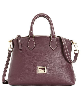 Dooney & Bourke is a company specializing in fashion accessories, such as handbags, luggage, bracelets, watches, and briefcases, as well as a limited clothing line, which includes sweaters, shoes, jackets, and bauernhoftester.ml most products are made for women, there are some products, such as sweaters, belts, wallets, briefcases, and some shoes made for men.