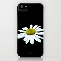 Single Daisy iPhone Case by Lynn Bolt | Society6