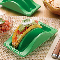 Taco Plates, Upright Taco Holder, Taco Tray | Solutions