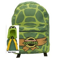 Teenage Mutant Ninja Turtles - Shell Backpack With Hood | OldGlory.com