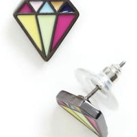 Gem and the Holo-glams Earrings | Mod Retro Vintage Earrings | ModCloth.com