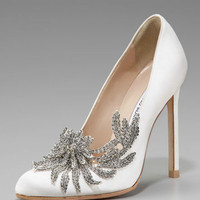 "Get the Look: Bella's ""Breaking Dawn"" Bridal Shoes"