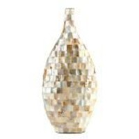 Kirkland's: Mother of Pearl Mosaic Vase