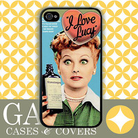 iPhone 5 Case, iPhone 4 Case, Samsung Case, Lucy