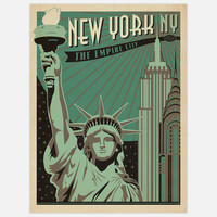 Anderson Design Group: New York Print Shop Series, at 26% off!