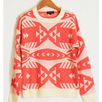 Coral Tribal Swear